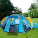 Six Steps For Putting A New Tent's Roof