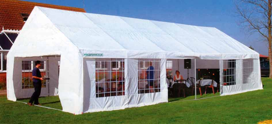 How To Estimate The Size Of Your Party Tent Quictent