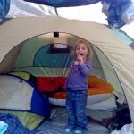 The Interesting Family Tent Camping