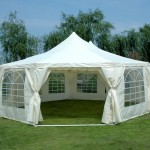 Get a Quictent Marquee for Your Garden Gathering