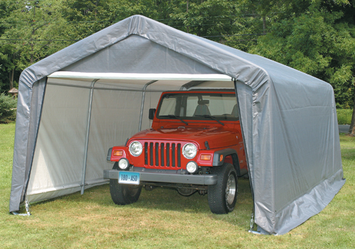 Portable Garage for Storing Vehicle