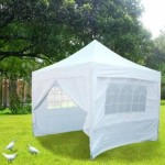 An Excellent Helper- Quictent Pop up Gazebo