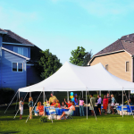 Outdoor Events with Marquees