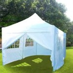 December Feedback: Pop up Gazebo with Great Discounts