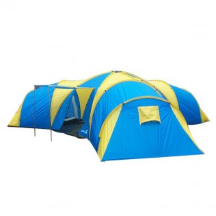 9 Person Large Family Camping Tents