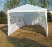 White Garden Marquee Party Tent 3m x 9m