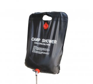 20 Litre 5 Gallon Camping Shower