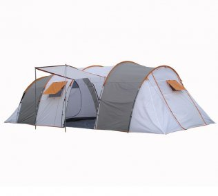 10 Man 3 Room Family Tent for Camping