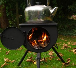 Classic Portable Frontier Camping Stove
