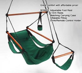 Air Swing Hanging Hammock