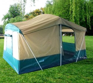4 - 6 Person Cabin Camping Family Tent