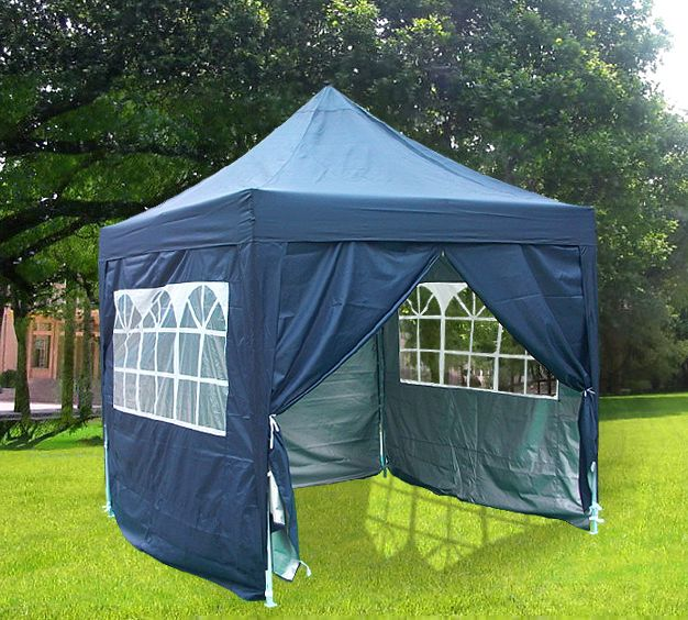 Pop Up Gazebos : Why to choose a pop up gazebo with sides quictent