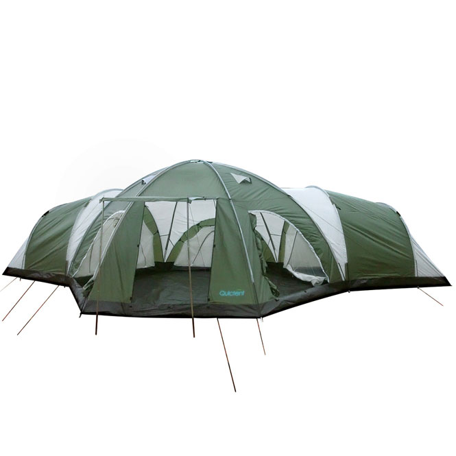 dimensions of 8 man tent