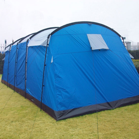 ... 8 Man 5 Room Large Family C&ing Tent ... & 8 Man 5 Room Large Family Camping Tent - Quictents