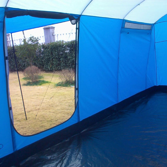 8 Man 5 Room Large Family Camping Tent Quictents
